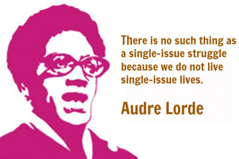 audre lorde do not live single issue